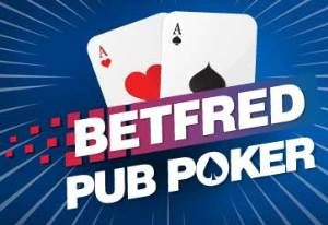 Betfred poker room